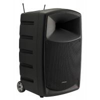 CR12A-COMBO sono portable & 2 microphone main HF (Pied d'enceinte offert)