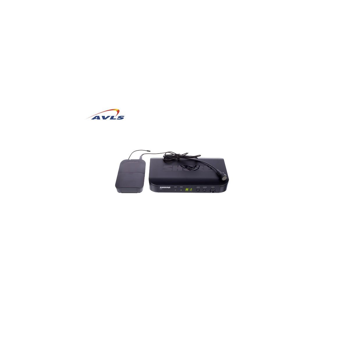 Location micro cravate sans fil CVL
